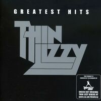 Thin Lizzy - Greatest Hits [New CD] Rmst, England - Import