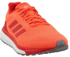 adidas Men's Response Running Shoes Solar Orange UK11.5 US12 NEW RRP £140 #CW105