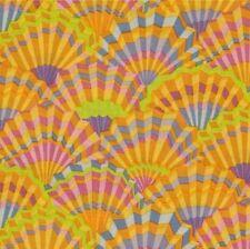 Rowan Kaffe Fassett Paper Fans Cotton Fabric PWGP143 Yellow Limited Edition BTY