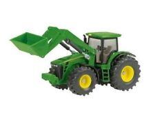 Tracteurs miniatures blancs 1:50