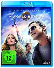 A WORLD BEYOND (George Clooney) Blu-ray Disc NEU+OVP