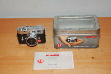 Minox Digital Classic Camera DCC Leica M3, 5.0 Megapixel Fixed Lens,