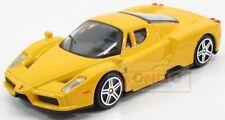 Ferrari Enzo 2005 Yellow Burago 1:43 BU31101Y