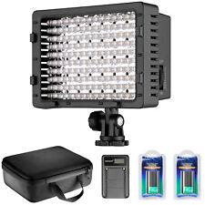 Neewer CN-160 LED Dimmable Ultra High Power Panel Video Light Kit