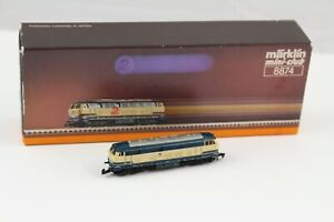 8874 Diesel Locomotive Br 216 Märklin Z Gauge Led-Lichtwechsel And 5 Pin Mot. Ob