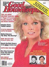 GOOD HOUSEKEEPING MAGAZINE NOVEMBER 1980 CATHY LEE CROSBY (VG) ALAN ALDA
