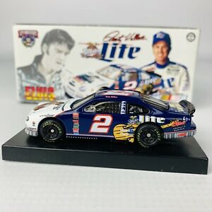 NASCAR 50th Anniversary Elvis 1:64 Scale Diecast #2 Rusty Wallace Miller Lite