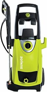 Portable 14.5-Amp Electric Pressure Washer Cleaner Power Machine 2030 Max PSI