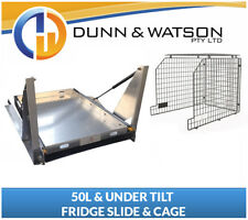 Slide & Tilt Fridge Slide Kit - 50Ltr And Under (Waeco, Engel, ARB, Heavy Duty)