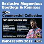 DMC Commercial Collection 418 Club Hits Mixes & Two Trackers DJ Double Music CD