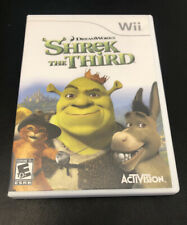 Shrek the Third (Nintendo Wii, 2007)