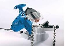 180W 230V Chainsaw Chain Sharpener Precised Grinding Angles adjustment