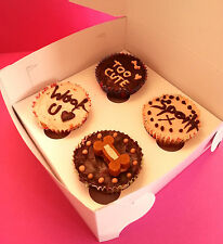 4 boxed mixed DOG MUFFINS CUPCAKE CAKES CAKE BIRTHDAY treat puppy food