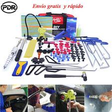 PDR Herramientas De Eliminación De Abolladuras Saca Bollos Dent Reparación Kit