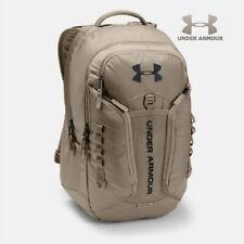 Hot Under Armour Backpack Contender Storm UA New Bookbag City Khaki 299 Bag