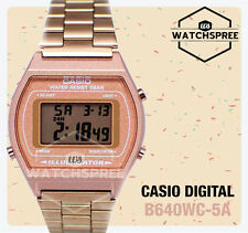 Casio Digital Watch B640WC-5A AU FAST & FREE