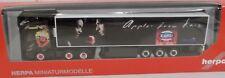 Herpa 305235 SCANIA 164 TL 580 v8 valigia di raffreddamento autoarticolati Schulze Kanzi Apple (DMAX)