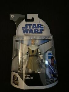 Star Wars Black Series The Clone Wars Target Exclusive Obi-Wan Kenobi In Hand!