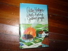 What's Eating Gilbert Grape Peter Hedges Signed 1st