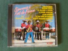 LES BIENVENUE CREOLE : BIenvenue à Fort-de-France CD 103 LES TRETEAUX M Dibango