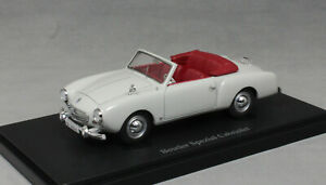 Autocult Beutler Spezial Cabriolet in Grey 1953 05019 1/43 NEW Ltd Ed of 333