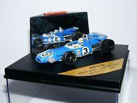QUARTZO 4032 4046 4017B Ferrari Tyrrell Matra F1 cars Regazzoni / Stewart 1:43rd