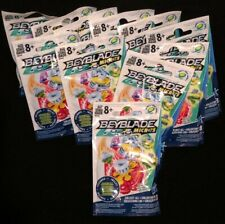 HASBRO BEYBLADE MICROS SERIES 2 BLIND BAGS LOT OF 11 NEW/SEALED!