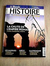 HISTOIRE & CIVILISATIONS  N° 75 - SEPT  2021  /  LA CHUTE DE L'EMPIRE ROMAIN