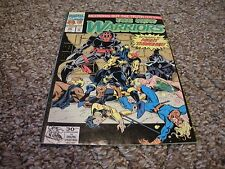 New Warriors # 24 (June 1992) Marvel Comics VF/NM