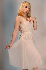 Vintage 60's Vanity Fair Ballerina Negligee, Size 36, nightie, chemise, babydoll