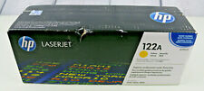 GENUINE 122A HP Q3962A Yellow Toner Cartridge