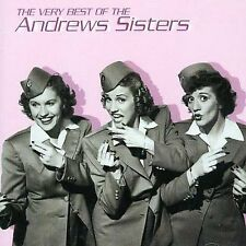 Very Best Of by The Andrews Sisters (CD, Aug-2000, Spectrum Music (UK))