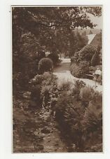 Spencers Gardens, Ilkley, Yorkshire Judges 2669 Postcard, A917