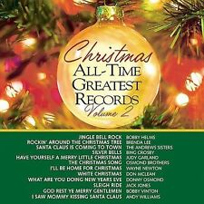 All Time Greatest Christmas Records, Vol 2...