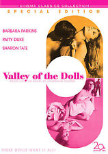 Valley of the Dolls Dvd Mark Robson(Dir) 1967