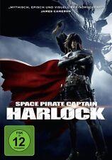 SPACE PIRATE CAPTAIN HARLOCK  DVD NEU