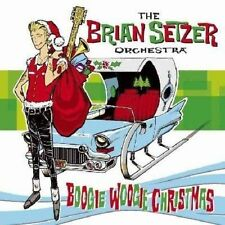 Brian Setzer Orchestra - Boogie Woogie Christmas CD SD