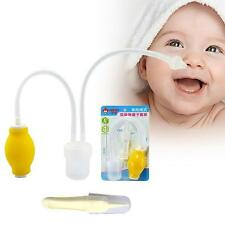 Baby Säugling Winter Vakuumsauger Nase-Aspirator Erkältung Nasenschleim Reiniger