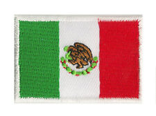 Ecusson patche petit patch thermocollant Mexique Mexico 45x30 mm