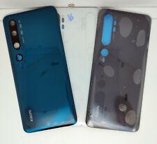Xiaomi Mi Note 10 (Pro) Backcover / Akkudeckel - alle Farben - mit/ohne Linse