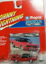 Johnny Lightning White Lightning Mopar Muscle 1970 Plymouth Hemi Cuda