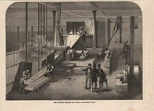 1873 NEW Rolling Machine pour la fabrication de Cheval Chaussure Ongles