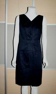 "BOSS BLACK LABEL, Extravagantes Kleid DRESS, ""DONALI 1"", DUNKELBLAU, EDEL"