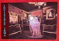 The Magic Castle Hollywood Irma & Academy Of Magical Arts  RARE 2 Postcards