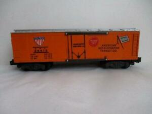 American Flyer American Refrigerator Transit Co Reefer Train Car 24413