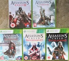 Assassin's Creed Revelations/Black Flag Special Edition/Assassin's Creed JOB LOT