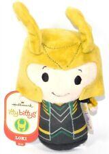 Hallmark Itty Bittys Bitty Marvel Avengers Loki Plush Figure
