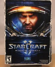 StarCraft II 2 Wings Of Liberty Game Windows PC & MAC - FAST FREE SHIPPING