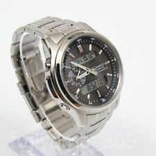 NEW CASIO LCW-M300D-1AJF LINEAGE Solar MULTIBAND 6 men's watch Free/S from Japan