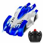 RC Wall Climbing Car Remote Control Anti Gravity Ceiling LED Racing Electric Toy